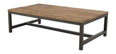 Risby salontafel rechthoekig 120x60cm