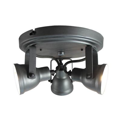 LED Spot Max 3-Lichts 21x21x14 cm