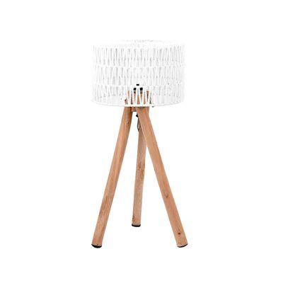 Tafellamp Stripe 32x32x69 cm