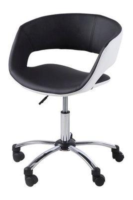 Flin bureaustoel zwart