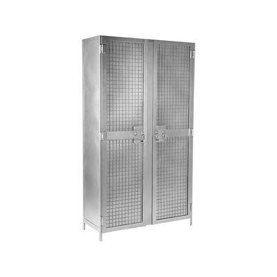 Hoge Kast Gate 2-Deurs 100x40x180 cm