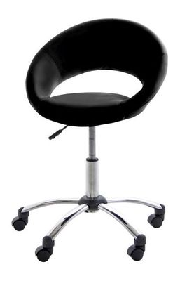 Juva bureaustoel zwart