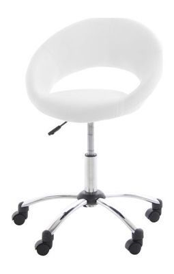 Juva bureaustoel wit