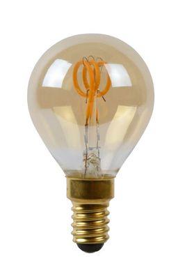 Dimbare LED lamp - Ø 4,5 cm - 1x5W 2200K - Amber