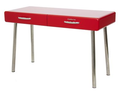 Kirby bureau rood