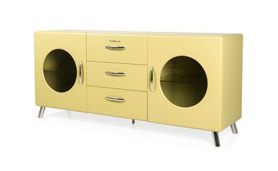 Kirby dressoir geel