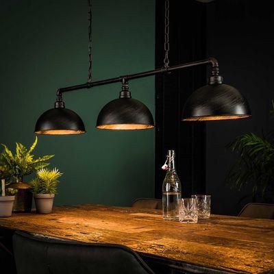 Hanglamp Dassel van waterleidingbuis