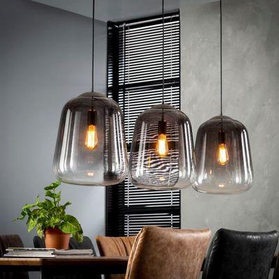 Hanglamp Dierdorf van shaded glas