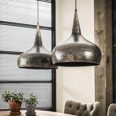 Hanglamp Baumhold  oud zilver