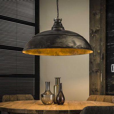 Hanglamp Einbeck van industriëel metaal