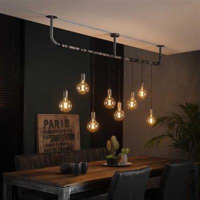 Hanglamp Emmerik van industriëel metaal