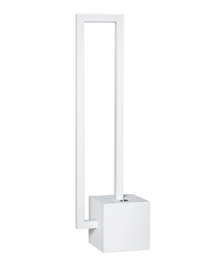 ETH Expo Trading tafellamp Mondrian wit led dimbaar