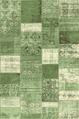 Karpet Rapor patch donkergroen 160x230 cm