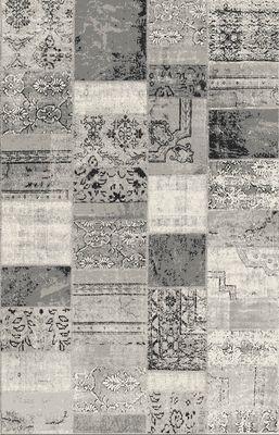 Karpet Rapor patch grey 160x230 cm