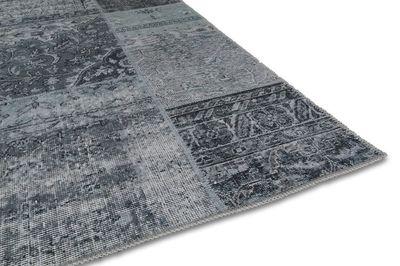 Karpet Bukan grijs, 160x230 cm