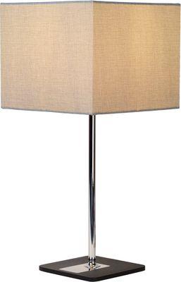 Lucide tafellamp Encre chroom
