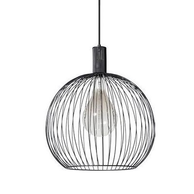 Wire hanglamp 50 cm