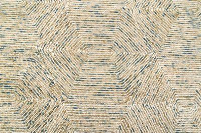 Brinker Carpets vloerkleed JWA 11034 aqua-wit 300x200 cm