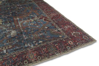 Karpet Sari rood, 160x230 cm
