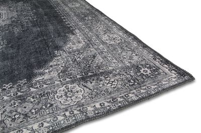 Karpet Shirak charcoal, 160x230 cm