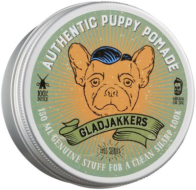 Gladjakkers  Authentic Puppy Pomade 150 ML
