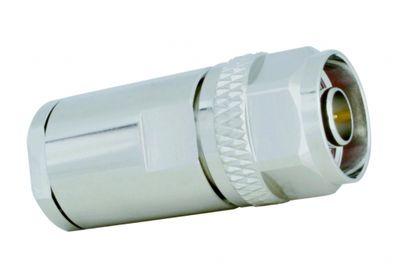 SSB N-Male soldeerloze connector