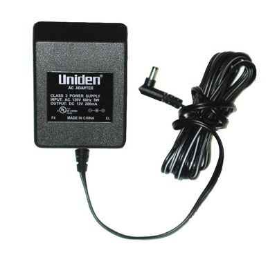 Uniden AD-629 AC adapter UBC-3300XLT