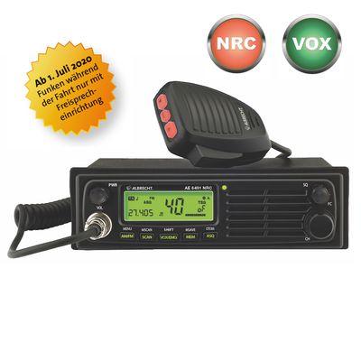 Albrecht AE6491 NRC + VOX
