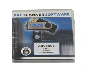 Butel ARC500 Basic software