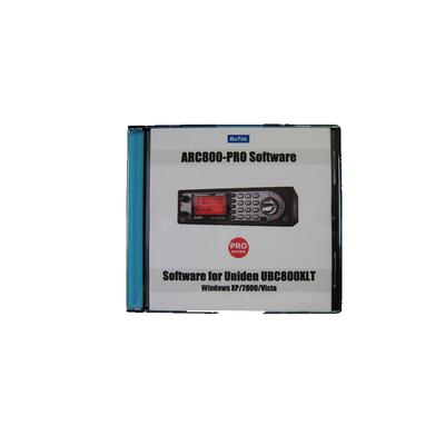 Butel scanner software UBC-800XLT Pro