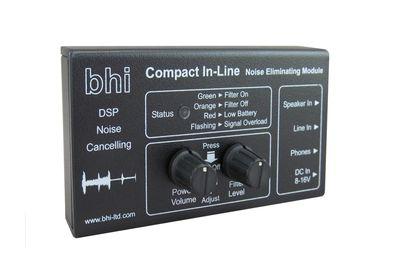 BHi Compact In-Line DSP module