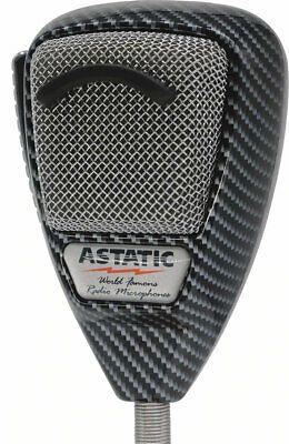 Astatic 636L P6 Carbon 6-Pins