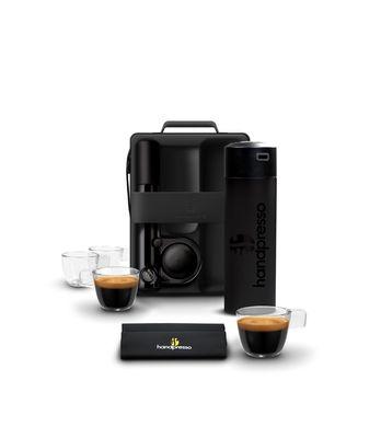 Handpresso pomp set zwart