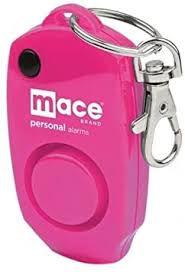 Mace alarm sleutelhanger roze