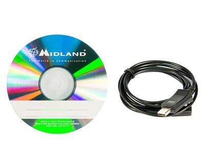 Midland CT-3000 Software