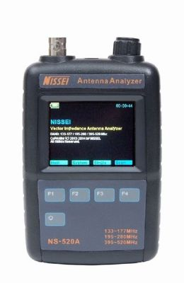 Nissei NS-520A analyzer