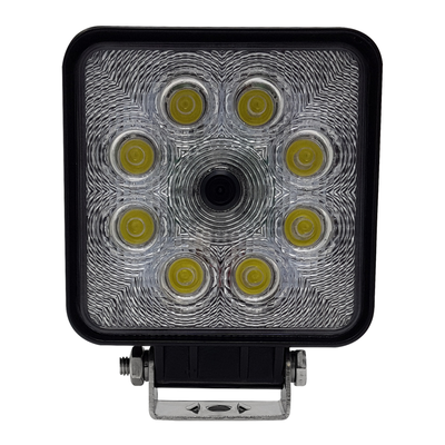 Achteruitrijcamera met werklamp 155°  9-32Volt