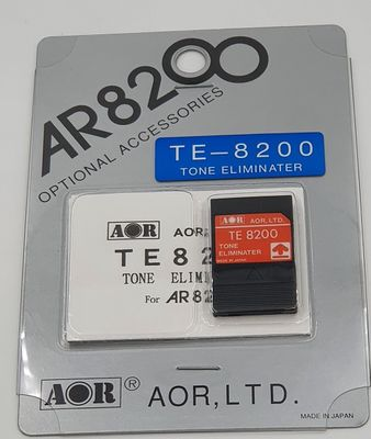 AOR TE8200 Tone eliminator