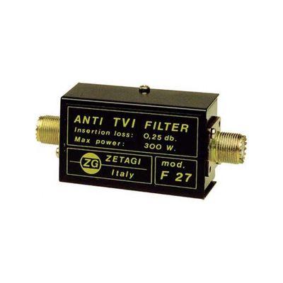 Zetagi F27 TVI filter