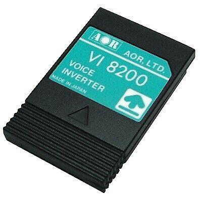 AOR VI-8200 slotcard