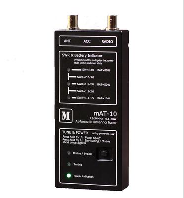 MAT-10 antenne tuner Yaesu