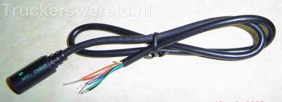 Uniden accessoire kabel