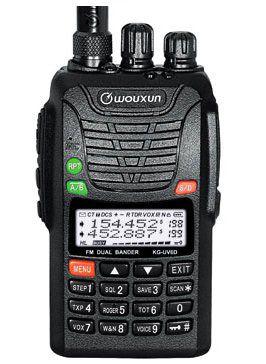 Wouxun KG-UV6D VHF/UHF