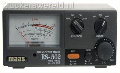 Maas RS-502