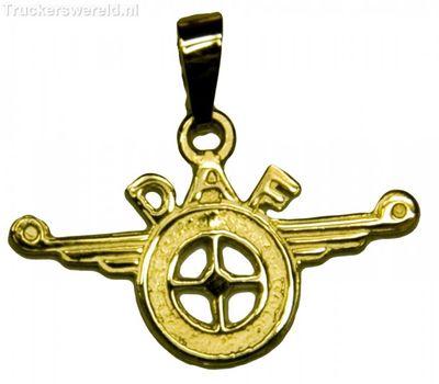 Daf logo Groot Goud