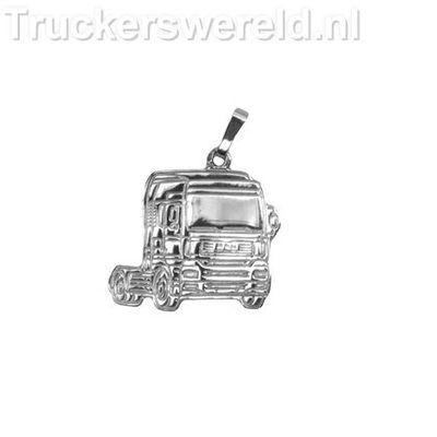 MAN TG 460 Zilver