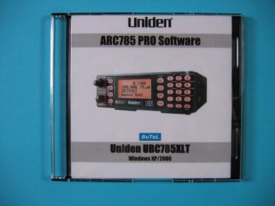 Butel scanner software UBC-785XLT PRO