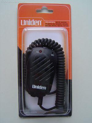 Uniden Speaker/Mike Marine
