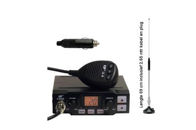 CRT S-8040 set