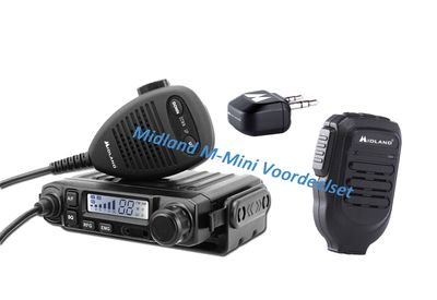 Midland M-Mini set